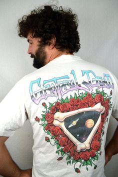Vintage 1992 Steal Your Face Tour Grateful Dead Tee by RogueRetro