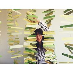 Paper Mobile DIY on @Christie Weir Giacomozzi