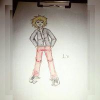 My original character kuroko  by sofiavalvi
