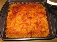 Southern Style Macaroni and Cheese Recipe So Good It'll Make You Want To Slap Your Grandmama!