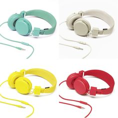 Love my Urbanears Plattan Headphones! I hope they will have Around-Ear collection soon!