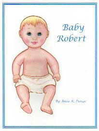 Hello I'm baby Robert click on me for my baby clothes