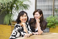 Co-founder of RosiePot.com, Ann Choi and her mom, Monica Choi, sit down with us to talk Korean beauty!