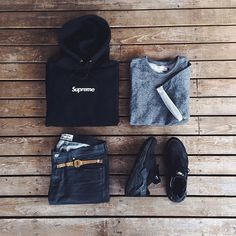 Follow Outfitgrid on IG. People submit some dope gear.