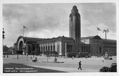 Helsinki Railway Station