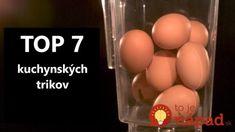 7 brilantných kuchynských trikov, ktoré by nám nenapadli ani vo sne: Toto využijete pri varení a pečení aj každý deň! Eggs, Breakfast, Food, Morning Coffee, Essen, Egg, Meals, Yemek, Egg As Food