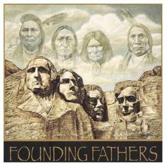 The people who can trace their geographical lineage past 1000 years are the true Founding Fathers.