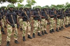 NEWS ALERT: NIGERIAN FORCES PUT MILITANTS ON THE RUN USING SUP...