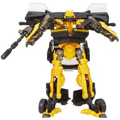 Transformers 4 Generations Deluxe - High Octane Bumblebee