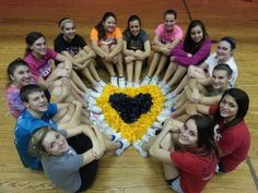 Cheer team picture