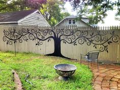 fence designs 1
