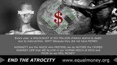 Day Is Equal Money a Fascist Regime? ~ Economist's Journey to Life