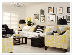yellow-white-and-black-living-room.jpg 681×521 pixels