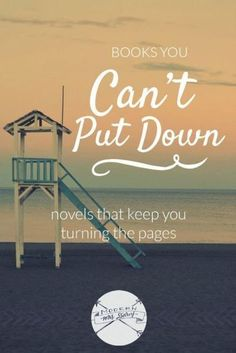 Books You Can't Put Down: engrossing novels that keep you turning the pages, from the free MMD summer reading guide.