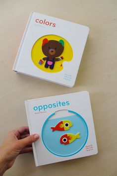 Board Book Series by Xavier Deneux- Chronicle Books