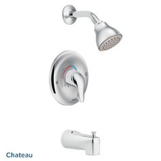 Faucets and Hand-held Showers - Bath Fitter