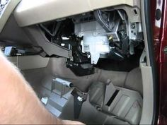 Cabin Air Filter Replacement Nissan Murano
