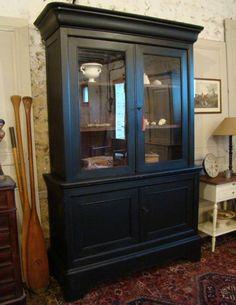Relooker une bibliotheque en merisier recherche google relooking meubles portes - Relooker une bibliotheque en merisier ...