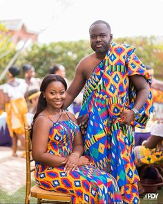 Ghana Culture, Kente Dress, African Traditional Wedding, Kente Styles, African Fashion Dresses, Elegant Dresses, Bridal Style, Wedding Styles, Womens Fashion