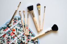 I'd been in need of some new makeup brushes for a while and so I was happy that one of my Christmas presents off my grandparents this year, was this selection of brushes and brush roll from The Vintage Cosmetic Company. Although I'd heard of The Vintage Cosmetic Company before, it had never occurred to... Read More