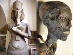 Múmia de Akhenaton