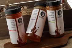 Karnos Honey on Packaging of the World - Creative Package Design Gallery