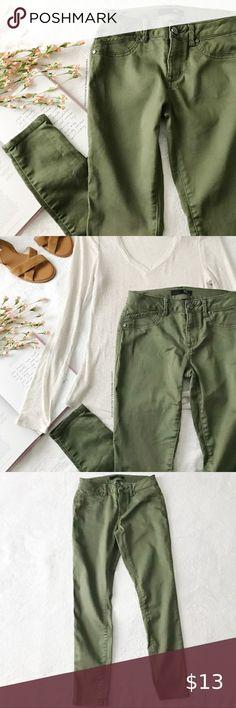I just added this listing on Poshmark: 1822 Green Skinny Leg Stretchy Jeans (Price Firm). #shopmycloset #poshmark #fashion #shopping #style #forsale #1822 Denim #Denim Plus Fashion, Womens Fashion, Fashion Tips, Fashion Design, Fashion Trends, Jeans Price, Inner Thigh, Shades Of Green, Skinny Legs