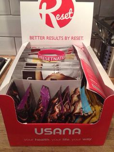 Love this for a great jump start to your health & nutrition program! Fitness Nutrition, Health And Nutrition, Health And Wellness, Nutrition Program, Healthy Eating Habits, Get Healthy, Healthy Living, Usana Reset, High Glycemic Foods