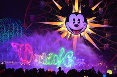 World of Color @ Disneyland California