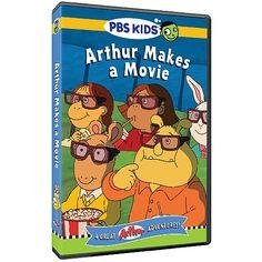 The Official PBS KIDS Shop | Arthur Makes a Movie DVD