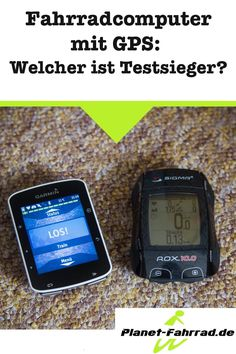 Fahrradcomputer mit GPS: In meinem Test findest du deinen Testsieger.  https://planet-fahrrad.de/fahrradcomputer-gps-test
