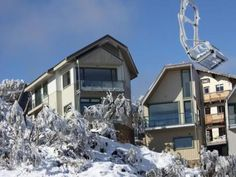 For that luxurious stay on top of Mt Buller. Right next to Chamois Run.  3 Levels of luxury and magnificent views to the south.  Sleeps 10 - 12.