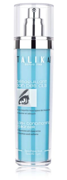 Shifts ALL traces of make up and no oil - perfect for use with extensions (and without).