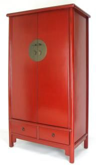 Love Painted Asian cabinet, oriental Chinese furniture