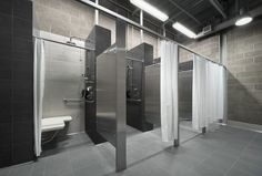Gallery of Sport and Fitness Center for Disabled People / Baldinger Architectural Studio - 16