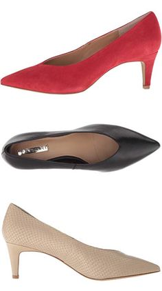 12256fdfb6a Refine your contemporary look with the stunning Tahari™ Giada Pump.  Available in a variety of leather uppers. Offer4Shop · Women s Shoes