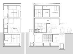 Storage House by Ryuji Fujimura Architects