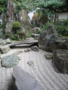 Zen garden More