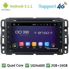 """Quad Core 7"""" Full Touch HD 1024*600 Android 5.1.1 Car DVD Player Radio Stereo PC DAB+ USB 3G/4G WIFI GPS Map For GMC 2015-2016     Tag a friend who would love this!     FREE Shipping Worldwide   http://olx.webdesgincompany.com/    Get it here ---> http://webdesgincompany.com/products/quad-core-7-full-touch-hd-1024600-android-5-1-1-car-dvd-player-radio-stereo-pc-dab-usb-3g4g-wifi-gps-map-for-gmc-2015-2016/"""