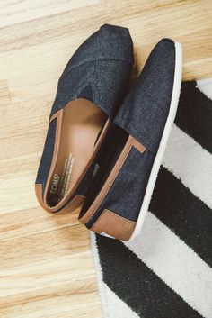Shop TOMS men's shoes for slip ons, boots, lace ups and sneakers. With  every pair you purchase, TOMS will give a pair of new shoes to a child in  need.