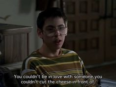 10 Life Lessons Learned From 'Freaks and Geeks' (GIFs) - The Moviefone Blog