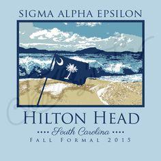 Alpha Tau Omega Fraternity Spring Formal TGI Greek