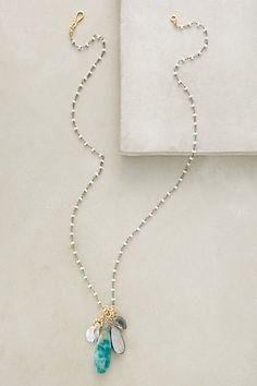 Sidari Pendant Necklace #anthropologie