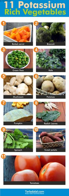 Healthy Potassium Rich Recipes, Potassium Rich Foods 11 Potassium Rich Vegetables you must have. Good Foods To Eat, Healthy Foods To Eat, Healthy Eating, Healthy Recipes, Healthy Habits, Healthy Snacks, Biotin, High Potassium Foods, Rich Recipe