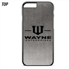 Wayne Enterprises Gotham City For Iphone 6 Plus | 6S Plus Case