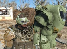 Tumbajamba's Spartan Battle Suit 6
