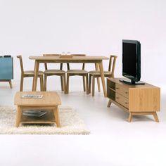 Tv-meubel Kensal online bestellen en grote voordelen pakken: groot assortiment, voordelige prijzen, 0€ verzendkosten Futuristisches Design, Living Room, Storage, Table, Furniture, Groot, Home Decor, Products, Tv Bench