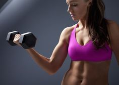 All you need to get your guns in gear are some dumbbells and these nine killer bicep workouts.