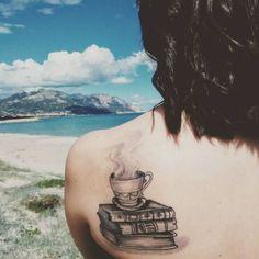 Resultado de imagem para tatuagens que tenha a ver professora