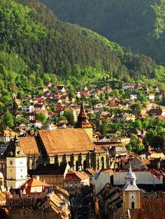 Let's go to Romania! City of Brașov